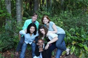 Radiated Tortoise Team Photo